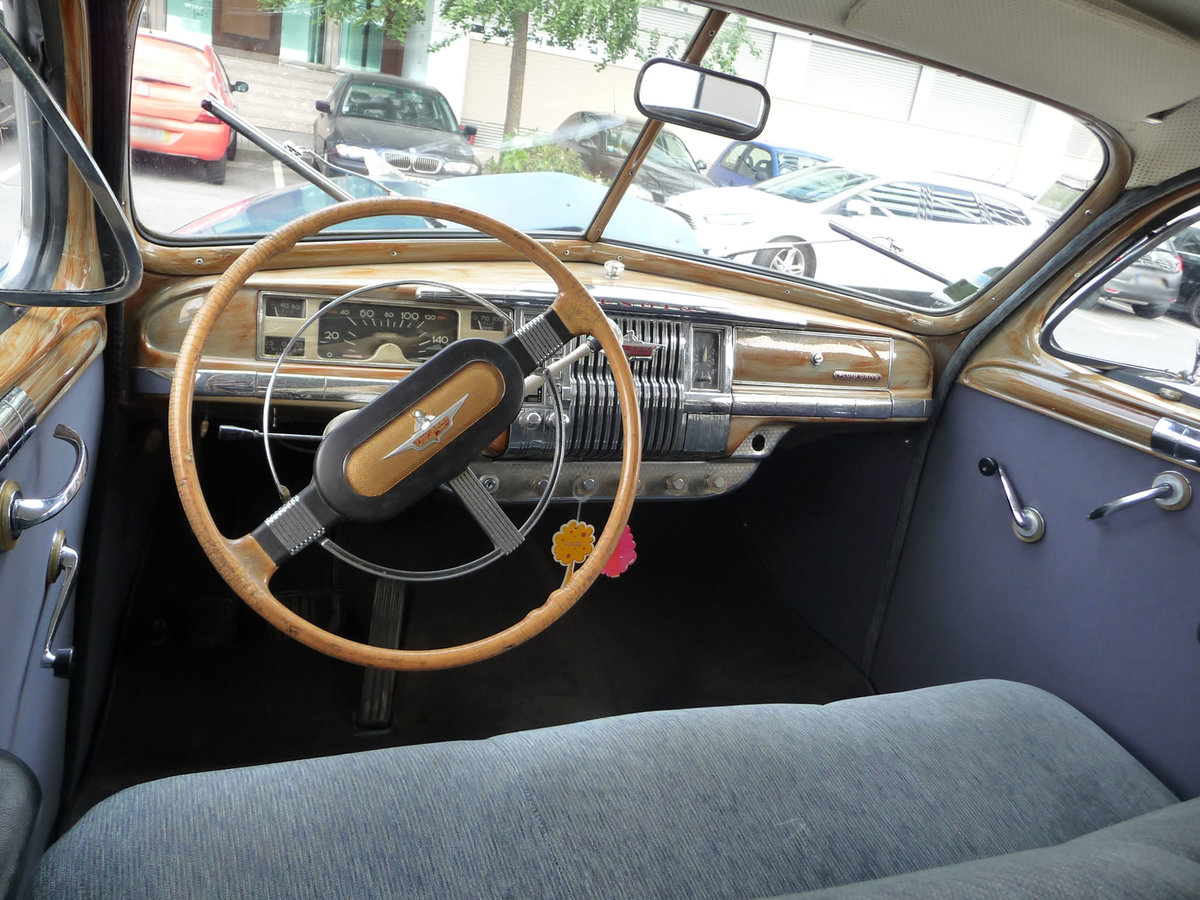 DeSoto Custom Fluid Drive 1947 For Sale (picture 5 of 6)