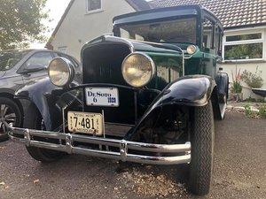 De Soto Six Model K Sedan 1929