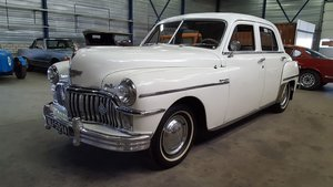 Picture of DeSoto Diplomat Custom 1949 3.9 liter For Sale