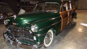 Picture of 1949 DeSoto Custom Woody Wagon For Sale