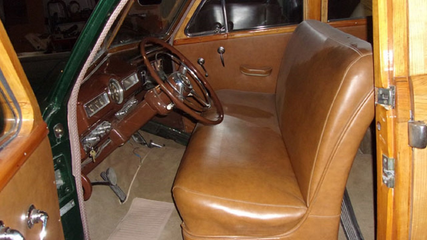 1949 DeSoto Custom Woody Wagon For Sale (picture 5 of 6)