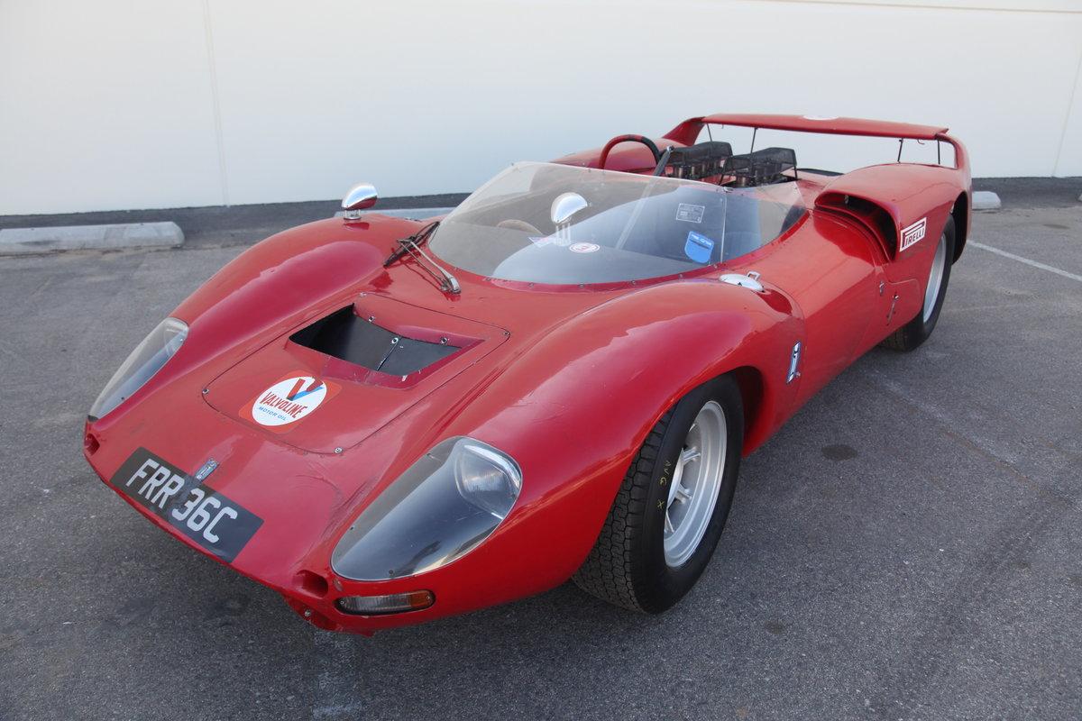 1965 De Tomaso Sport 5000 For Sale (picture 1 of 6)