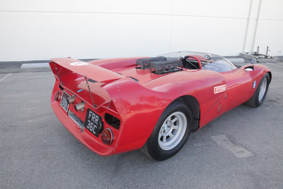 1965 De Tomaso Sport 5000 For Sale (picture 3 of 6)