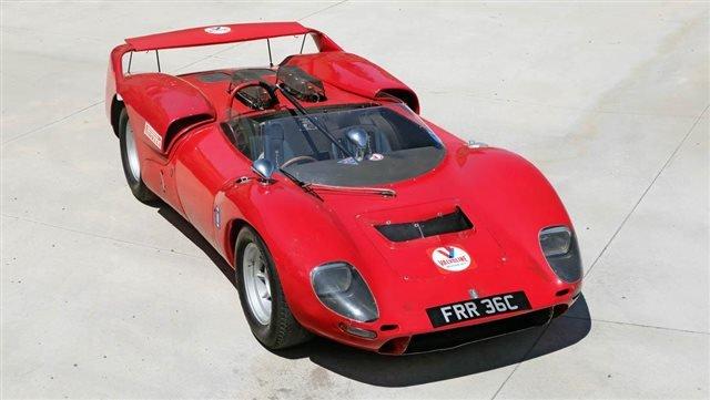 1965 De Tomaso Sport 5000 For Sale (picture 5 of 6)