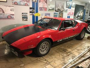 1974 De Tomaso Pantera GTS 17 Jan 2020