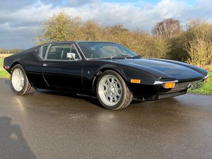 1972/K DETOMASO PANTERA *RESTOMOD For Sale