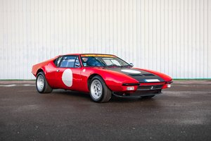 1972 De Tomaso Pantera GTS Gr. 3 For Sale by Auction
