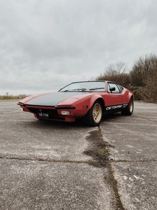 1972 DeTomaso Pantera GTS (rare European spec model) For Sale