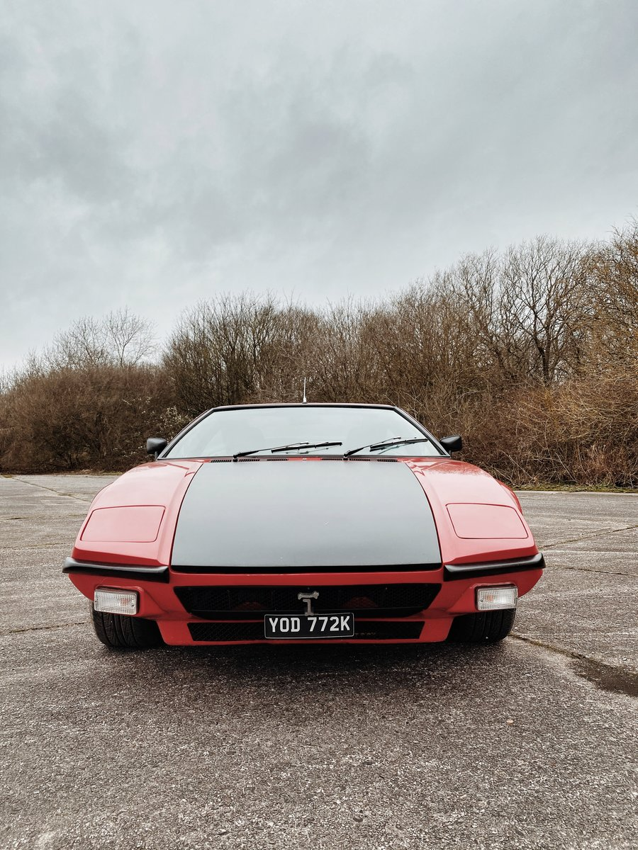 1972 DeTomaso Pantera GTS (rare European spec model) For Sale (picture 3 of 4)