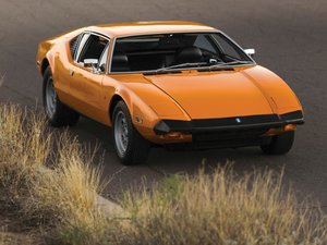 1973 De Tomaso Pantera L by Ghia For Sale by Auction