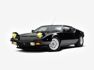 1979  DE TOMASO PANTERA GTS 'NARROW BODY'
