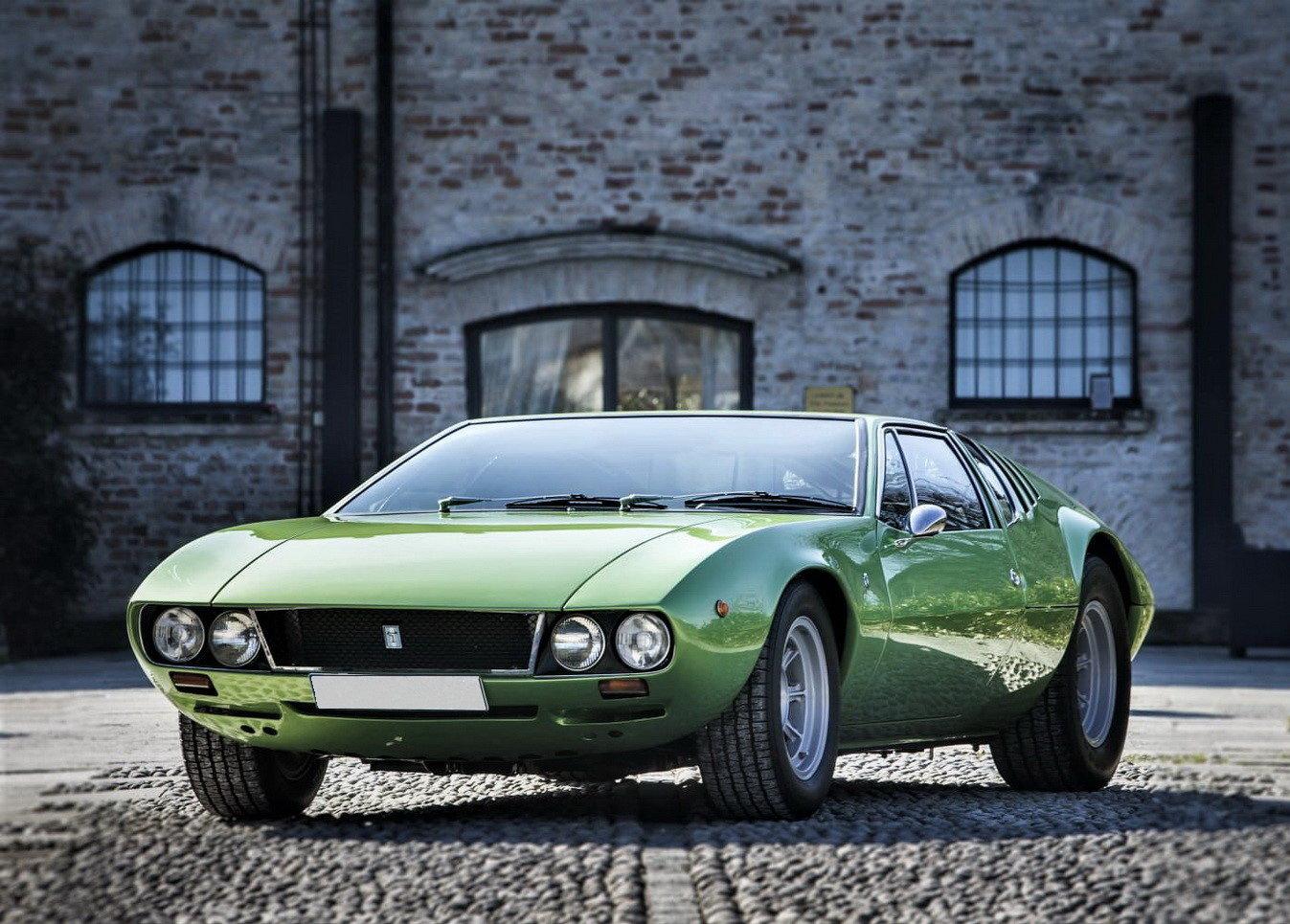 1969 De Tomaso Mangusta For Sale (picture 1 of 6)