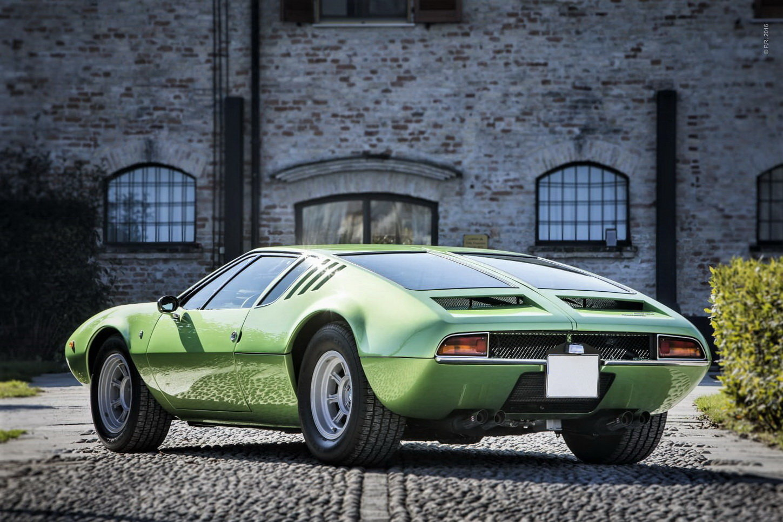 1969 De Tomaso Mangusta For Sale (picture 3 of 6)