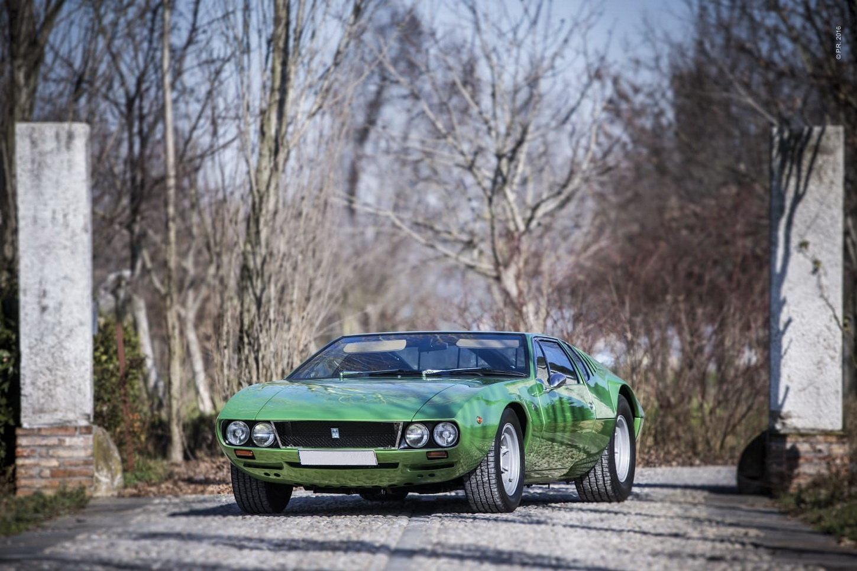 1969 De Tomaso Mangusta For Sale (picture 5 of 6)