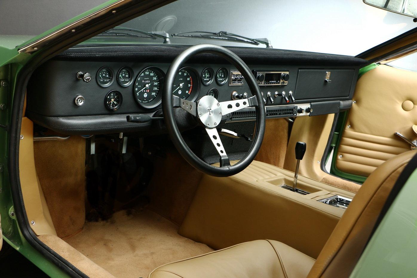 1969 De Tomaso Mangusta For Sale (picture 6 of 6)
