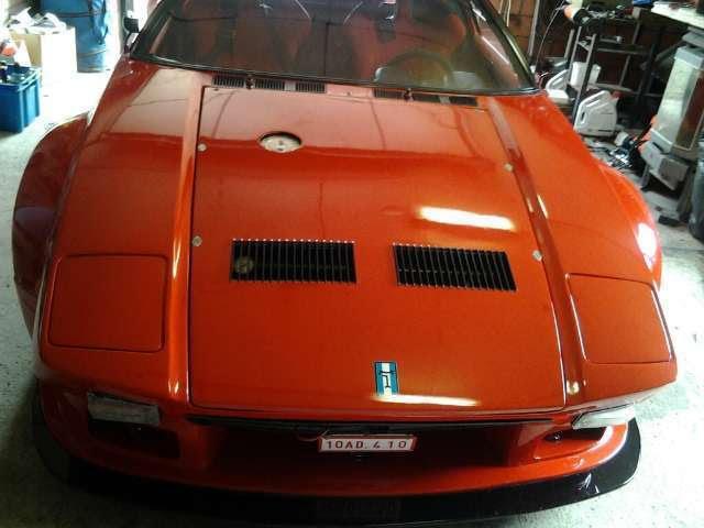 1972 De Tomaso Pantera For Sale (picture 1 of 6)