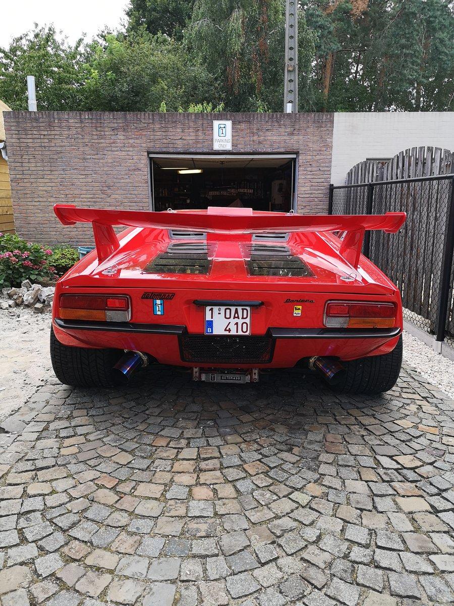 1972 De Tomaso Pantera For Sale (picture 2 of 6)