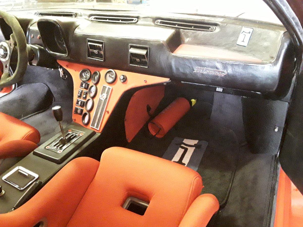 1972 De Tomaso Pantera For Sale (picture 3 of 6)