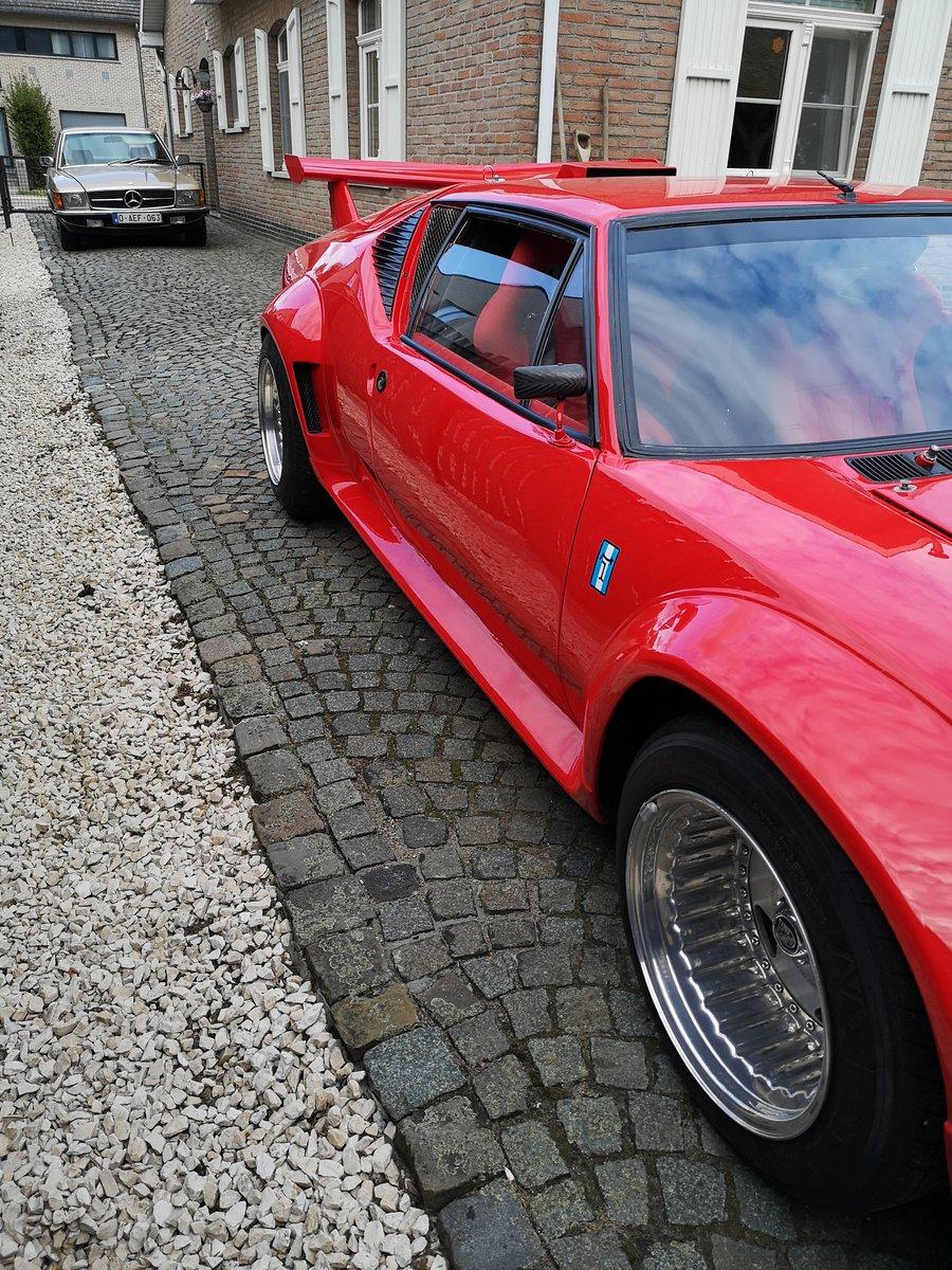 1972 De Tomaso Pantera For Sale (picture 6 of 6)