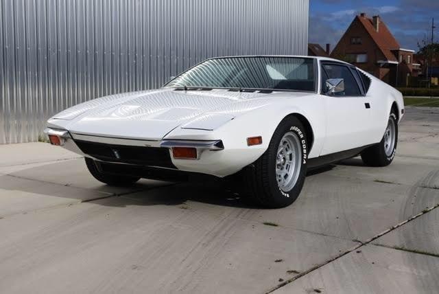 1971 De Tomaso Pantera For Sale (picture 2 of 6)