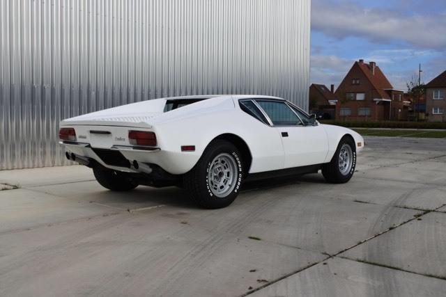 1971 De Tomaso Pantera For Sale (picture 3 of 6)