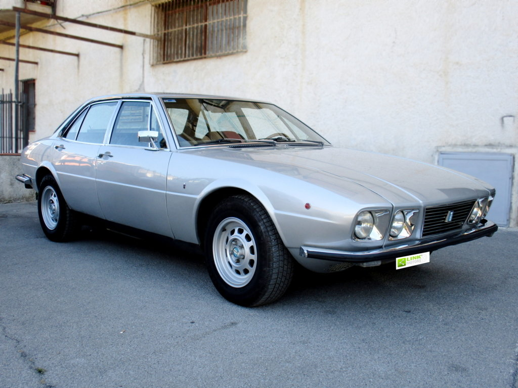 DE TOMASO DEAUVILLE 5.8 V8 270CV AUT. (1972) ASI For Sale (picture 1 of 6)