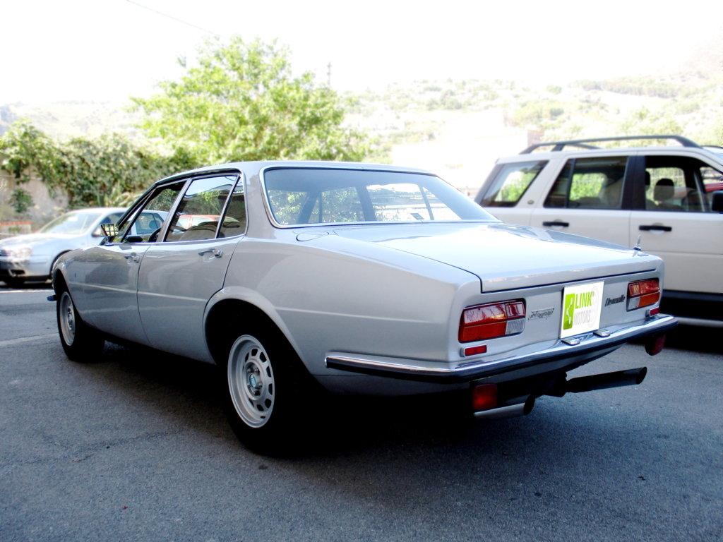 DE TOMASO DEAUVILLE 5.8 V8 270CV AUT. (1972) ASI For Sale (picture 2 of 6)