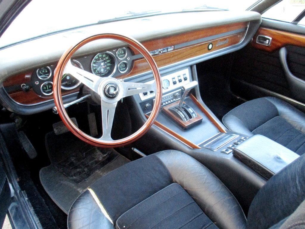DE TOMASO DEAUVILLE 5.8 V8 270CV AUT. (1972) ASI For Sale (picture 3 of 6)