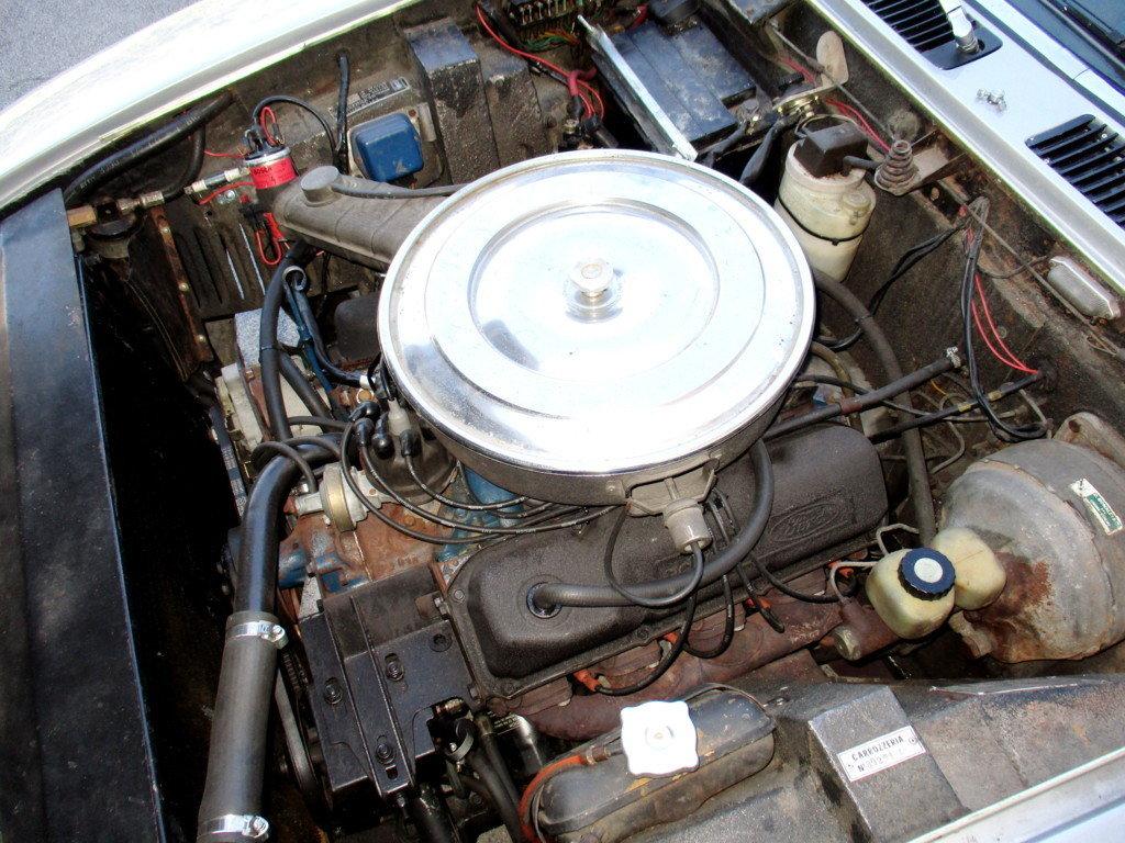 DE TOMASO DEAUVILLE 5.8 V8 270CV AUT. (1972) ASI For Sale (picture 6 of 6)