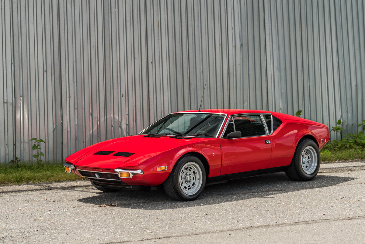 1972 De Tomaso Pantera For Sale (picture 1 of 6)
