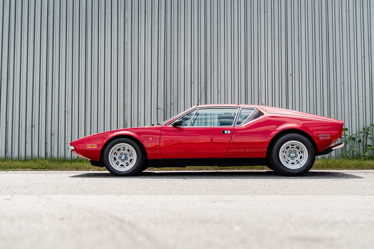 1972 De Tomaso Pantera For Sale (picture 2 of 6)