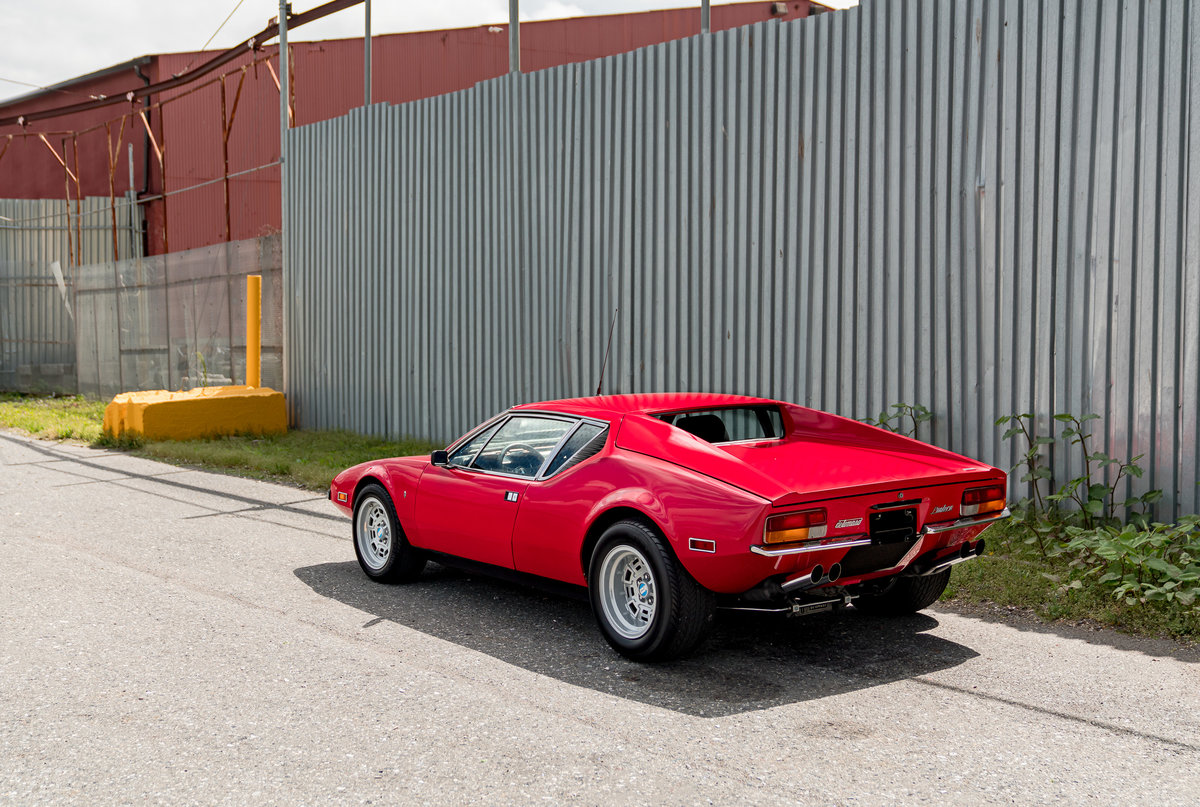 1972 De Tomaso Pantera For Sale (picture 3 of 6)