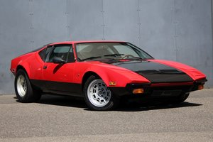 1974 De Tomaso Pantera GTS LHD For Sale