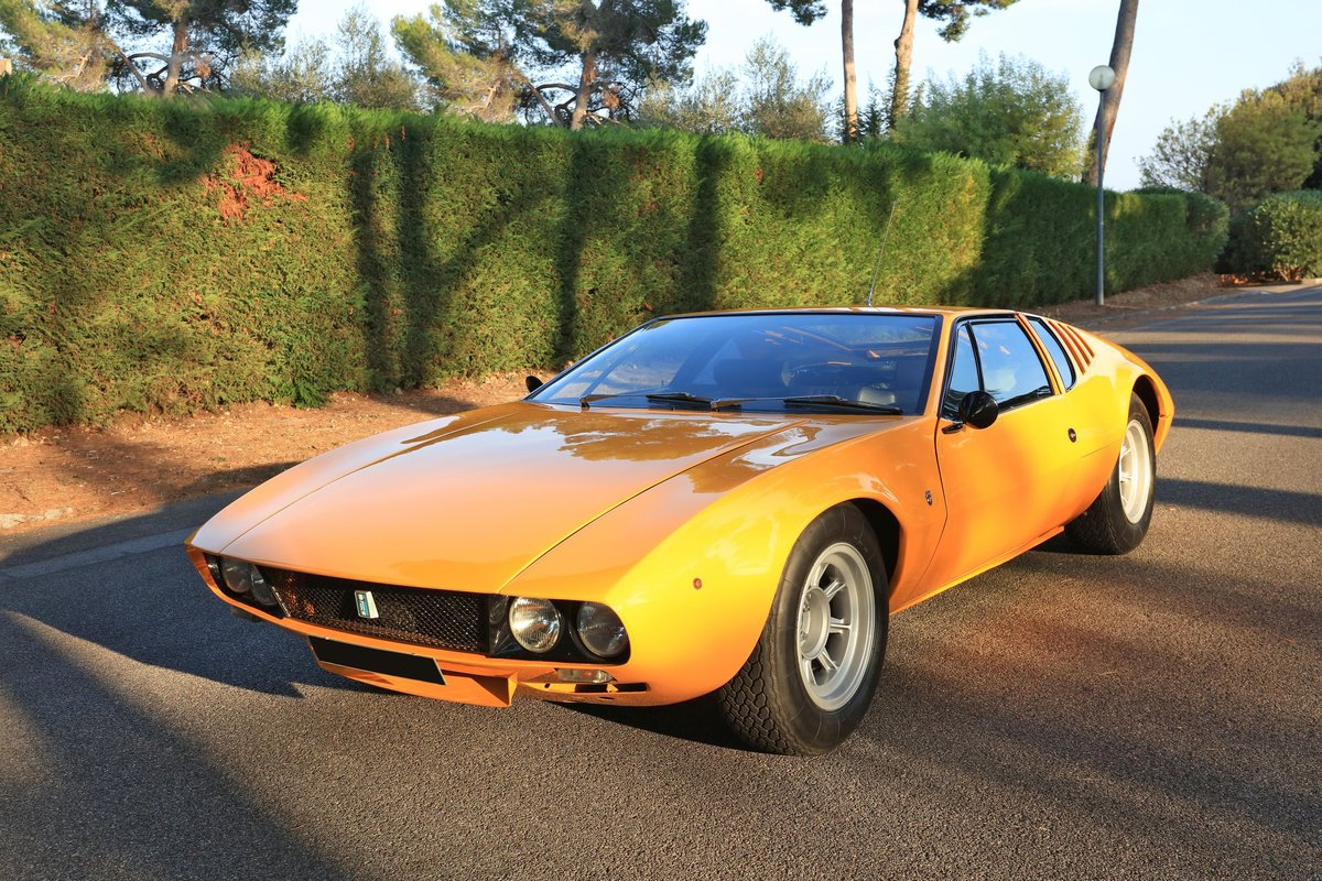 1971 De Tomaso Mangusta For Sale by Auction (picture 3 of 6)