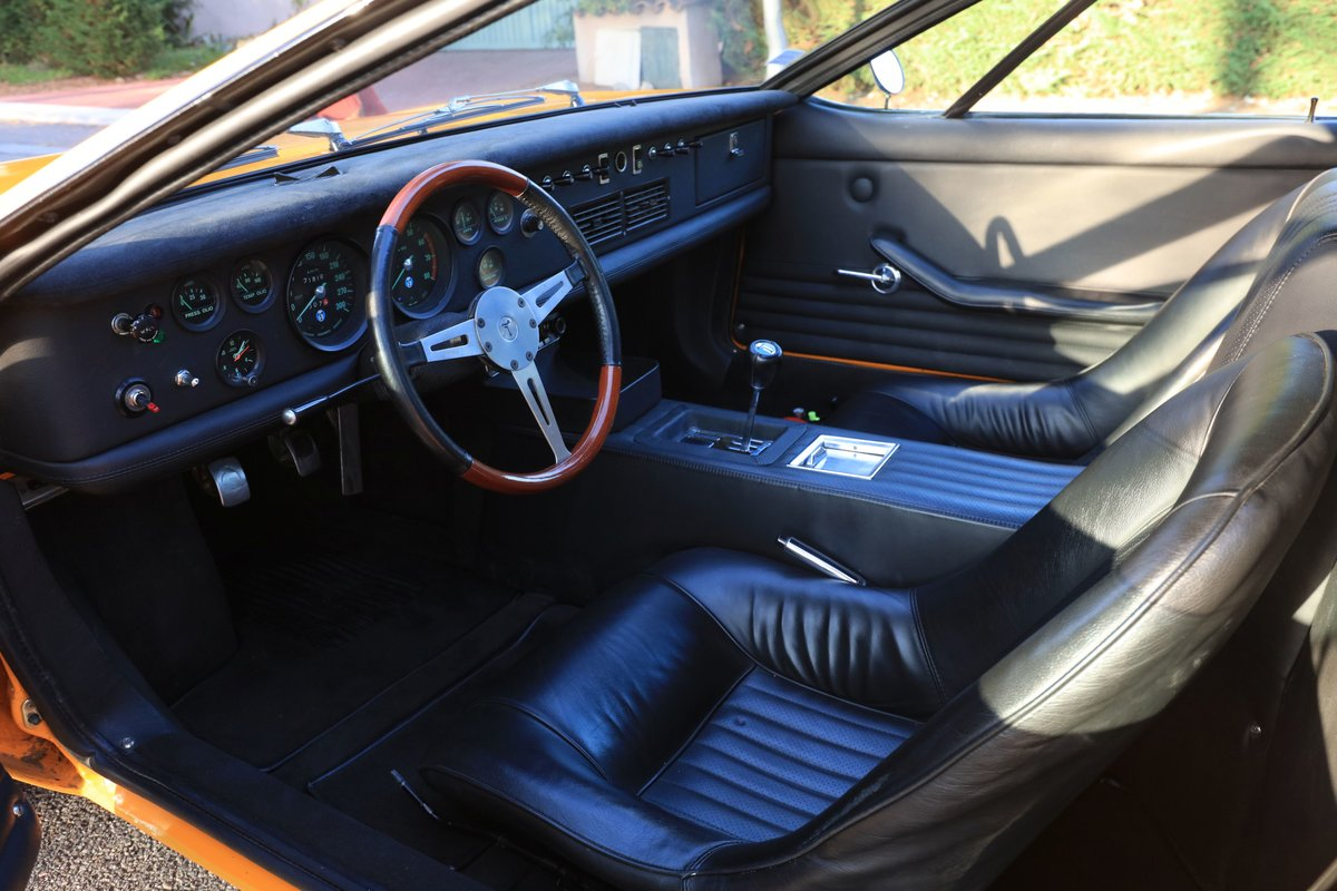 1971 De Tomaso Mangusta For Sale by Auction (picture 6 of 6)