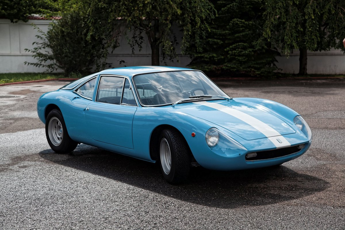 1966 De Tomaso Vallelunga For Sale by Auction (picture 1 of 1)