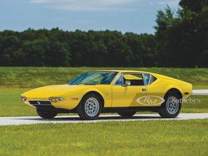 1972 De Tomaso Pantera by Ghia
