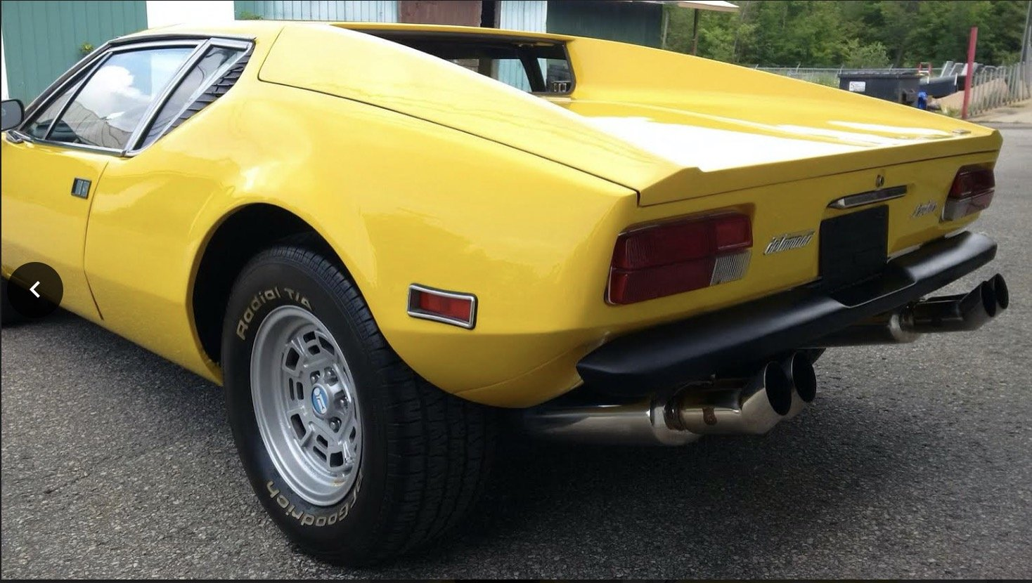 1974 Pantera L  For Sale (picture 1 of 5)