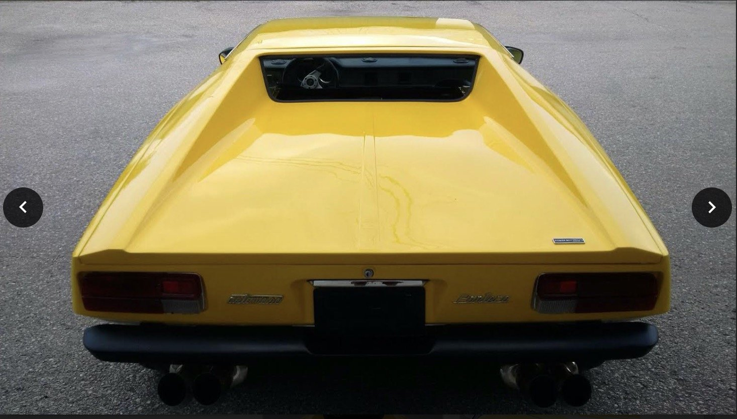 1974 Pantera L  For Sale (picture 2 of 5)