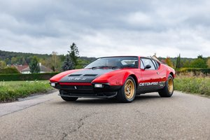 Picture of 1972 De Tomaso Pantera GTS For Sale by Auction