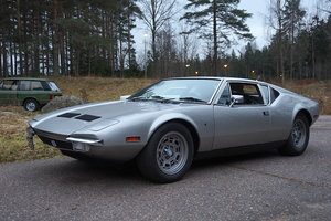 Picture of 1971 Pantera with Cleveland 351 For Sale