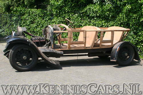 Delage 1923 DE Boattail Convertible for sale For Sale (picture 2 of 6)
