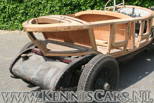 Delage 1923 DE Boattail Convertible for sale For Sale (picture 6 of 6)