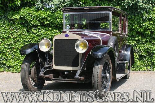 Delage 1926 DI  Berline For Sale (picture 1 of 6)