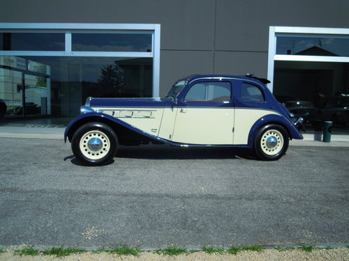 Delage D6-70 from 1937 For Sale (picture 1 of 6)