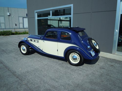 Delage D6-70 from 1937 For Sale (picture 2 of 6)