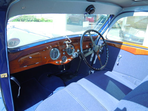 Delage D6-70 from 1937 For Sale (picture 5 of 6)