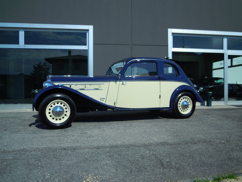 Delage D6-70 from 1937 For Sale (picture 6 of 6)