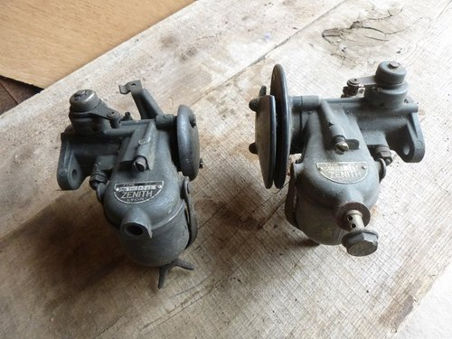zenith carbs For Sale (picture 3 of 6)