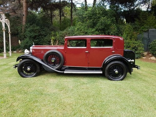 RHD - Delage Sport year 1929 - 6 cylinder For Sale (picture 1 of 6)
